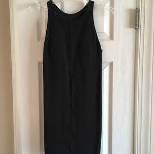 Athleta Whirlwind Tank Dress XS - Black